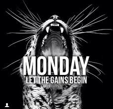 Fitness Motivation Memes - let the gains begin unleash that inner animal stay motivated