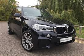 Bmw X5 Diesel - used 2017 bmw x5 xdrive30d m sport 5dr auto for sale in essex
