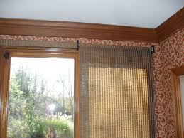 Bamboo Curtains For Windows Vertical Blinds For Patio Doors