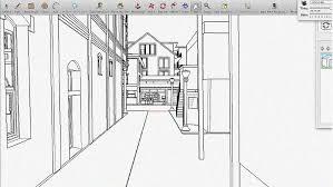 perspective for comics google sketchup demo