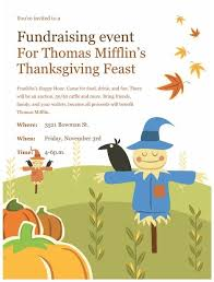 friend of mifflin thanksgiving fundraiser east falls local
