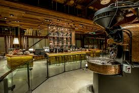 starbucks plans high end roastery coffee store on michigan avenue