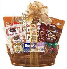 sugar free gift baskets christmas gift basket sugar free treats gift sugar free