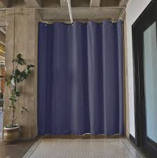 Loaded Curtain Rods Roomdividersnow Premium Tension Rod Room Divider Kits Easy To