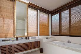 Waterproof Blinds 4 Simple Waterproof Bathroom Window Blinds Ideas Home Of Art