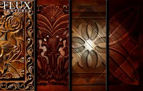 second marketplace flux decorative carved wood panels