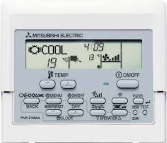 par 21maa wired controller mitsubishi electric