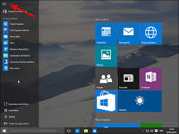 mode bureau windows 8 windows 10 comment agrandir le menu démarrer ou passer en mode