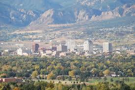 Detailed Map Of Colorado by Colorado Springs Colorado Wikipedia