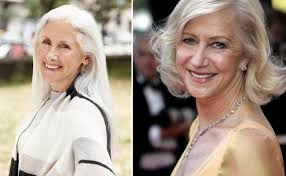 gray pubic hair for women beauty blog