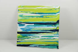 make your own drip art canvases youtube