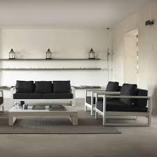 canape d exterieur design canapé d extérieur design 3 places brin d ouest