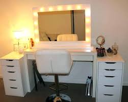 vanity dressing table with mirror vanity table with lights makeup vanities with lighted mirrors great