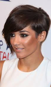 pic of black women side swept bangs and bun hairstyle 10 stunning feathered bob hairstyles to inspire you