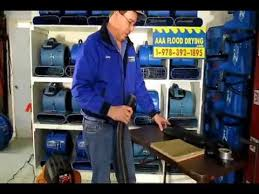 How To Dry Flooded Basement by How To Remove Water From Wet Carpet Pad Basement Flood Damage