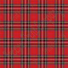 tartan pattern red tartan plaid craft vinyl sheet htv or adhesive vinyl