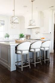 grey and white kitchen line house