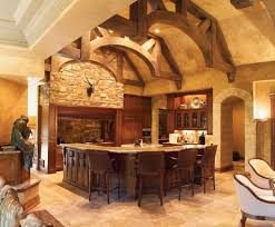 extravagant ceiling idea for old world kitchen design best