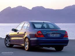 mercedes benz e klasse w211 specs 2002 2003 2004 2005 2006