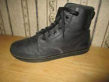 womens flat boots size 9 dr martens flat 0 to 1 2 in s us size 9 ebay