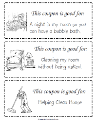 mothers day stuff printable s day coupon book a to z stuff