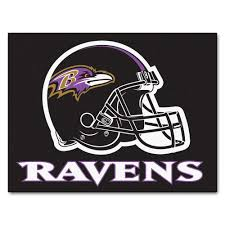 Baltimore Ravens Home Decor Machine Washable Area Rugs Rugs The Home Depot Creative
