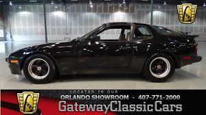 1984 porsche 944 gateway classic cars orlando youtube