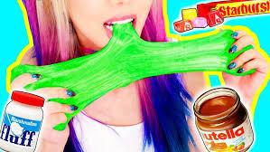 4 diy edible candy slimes slime eat giant gummy worm