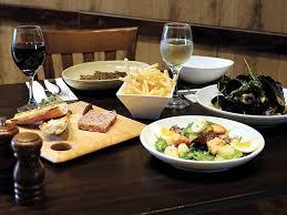 le bouchon cuisine lunch at le bouchon picture of le bouchon restaurant crows nest
