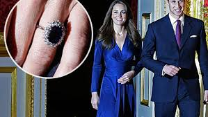 ring diana kate middleton s engagement ring is princess diana s cbs news