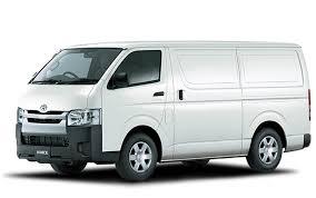 Toyota Hiace Van Interior Dimensions Toyota Hiace Van 3 0 Diesel Dx 5dr 3 Seater Auto U2013 Tts Eurocars