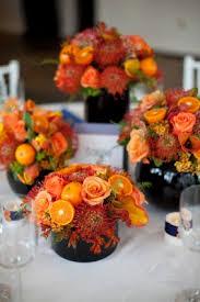 fall wedding centerpieces seasonal fall flowers wedding centerpieces the wedding