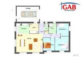 plan maison 4 chambres plain pied gratuit plan maison 100m2 plein pied gratuit 8 plan de maison 4 chambres