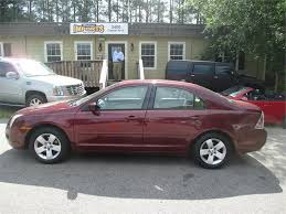 2007 ford fusion se 2007 ford fusion se awd for sale in raleigh
