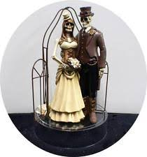 day of the dead wedding cake topper wedding cake toppers ebay