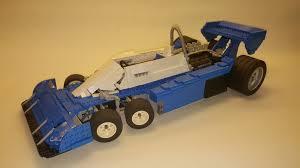 renault lego lego moc 0846 tyrrell p34 creator u003e model 2006 rebrickable