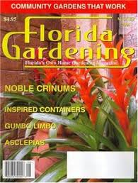 the gardening calendar gives florida gardeners a monthly guide for