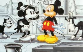 mickey mouse western animation tv tropes
