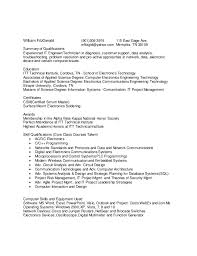Sample Plain Text Resume by Plain Text Resume Sample Plain Text Resume Email Cover Letter