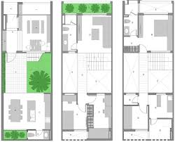small house plans with courtyards an inward looking family house in