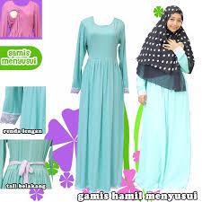desain baju gamis hamil trik memilih model baju hamil batik kerja muslim terbaru baju