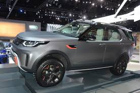 land rover discovery 4 off road svx v8 is the ultimate land rover discovery for off roading and