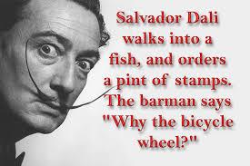 Funny Salvadorian Memes - funny salvador dali by friartuck40 on deviantart