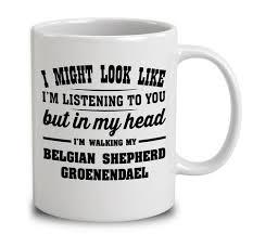 belgian sheepdog crossword belgian shepherd groenendael mugs