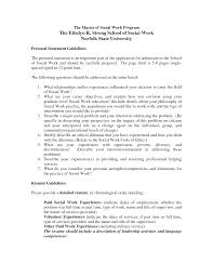 cover letter examples of social work resumes examples of social