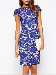 royal blue lace dresses dresshead