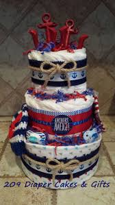 best 25 nautical diaper cakes ideas on pinterest boy baby