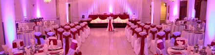 millenium decorations catering banquet hall decorations chicago