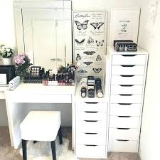 ikea makeup vanity ikea makeup dresser medium size of dresser with lights makeup table