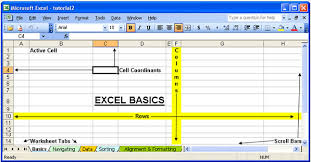 excel basics sam burns